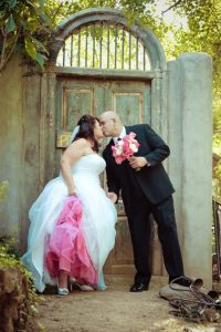 David and Stacie's Amador Wedding