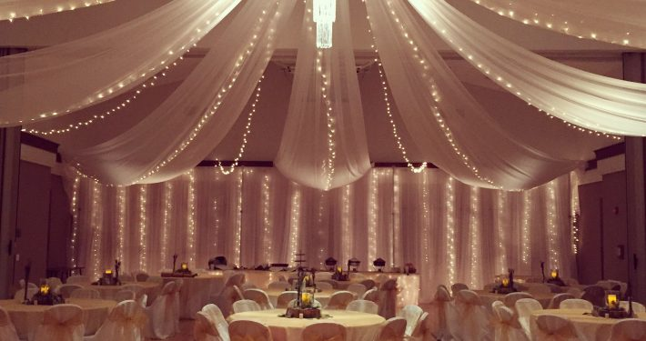 Sacramento Draping Sacramento Wedding Drapes Ceiling Draping