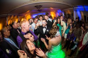 Wedding Dancing at Grand Island Mansion
